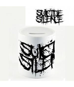 """Копилка """"Suicide Silence"""""""