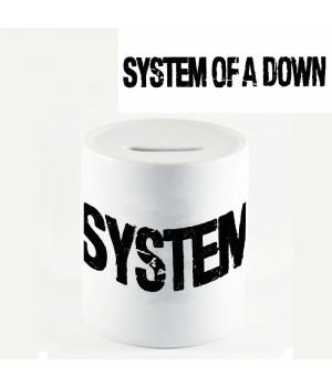 "Копилка ""System Of A Down"""