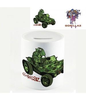 "Копилка ""Gorillaz"""