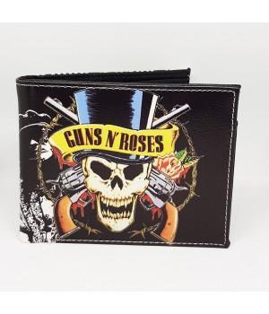 """Кошелек """"Guns N' Roses"""""""