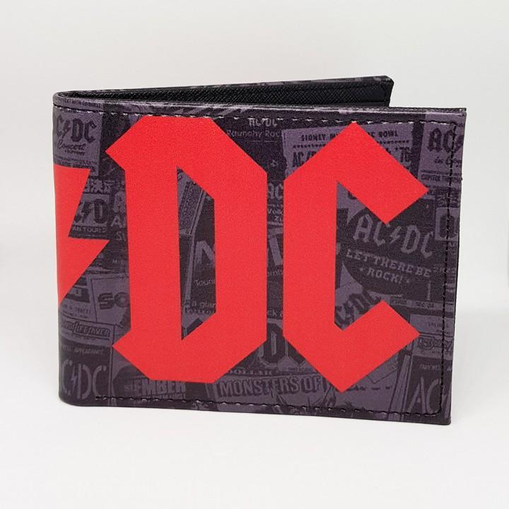 """Кошелек """"AC/DC"""" (8508)"""