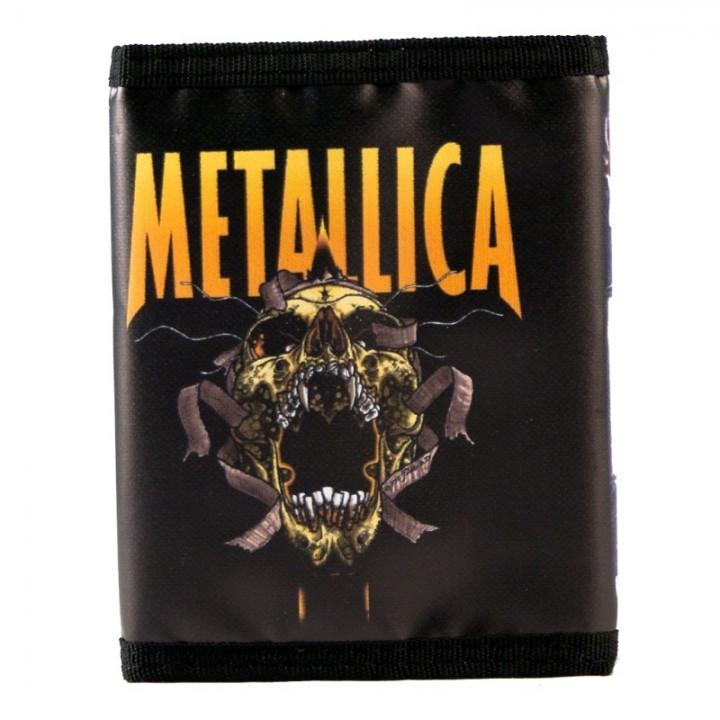 "Кошелек ""Metallica"" (2091)"