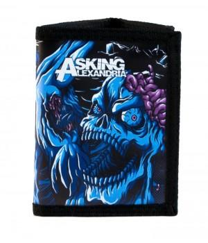 "Кошелек ""Asking Alexandria"""
