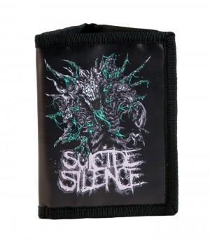 "Кошелек ""Suicide Silence"""