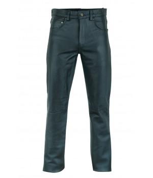 Брюки кожаные First мужские М-8025 CC