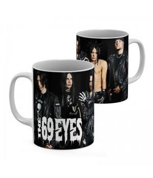 """Кружка """"69 Eyes"""""""