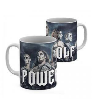 "Кружка ""Powerwolf"""