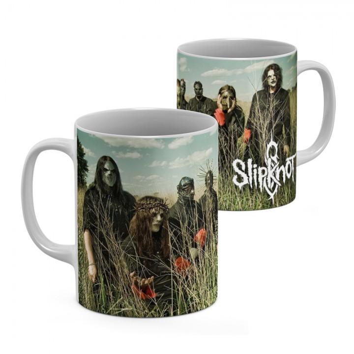 "Кружка ""Slipknot"" (8551)"