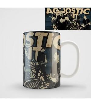 """Кружка """"Agnostic Front"""""""