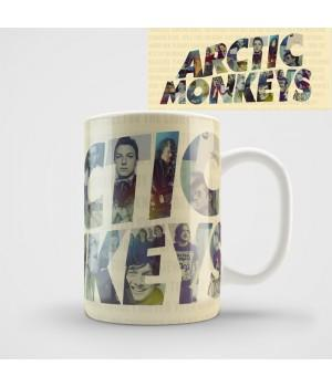 "Кружка ""Arctic Monkeys"""