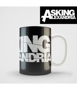 "Кружка ""Asking Alexandria"""