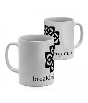 """Кружка """"Breaking Benjamin"""""""