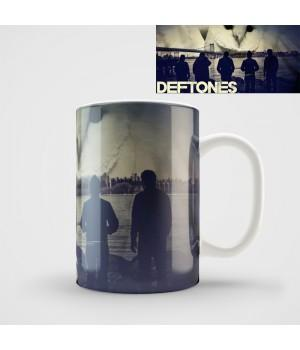 "Кружка ""Deftones"""
