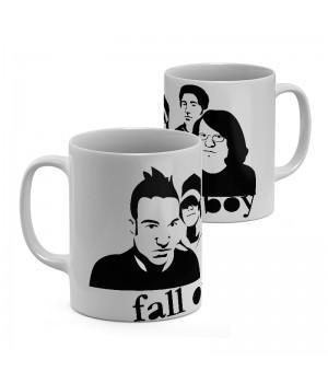 "Кружка ""Fall Out Boy"""