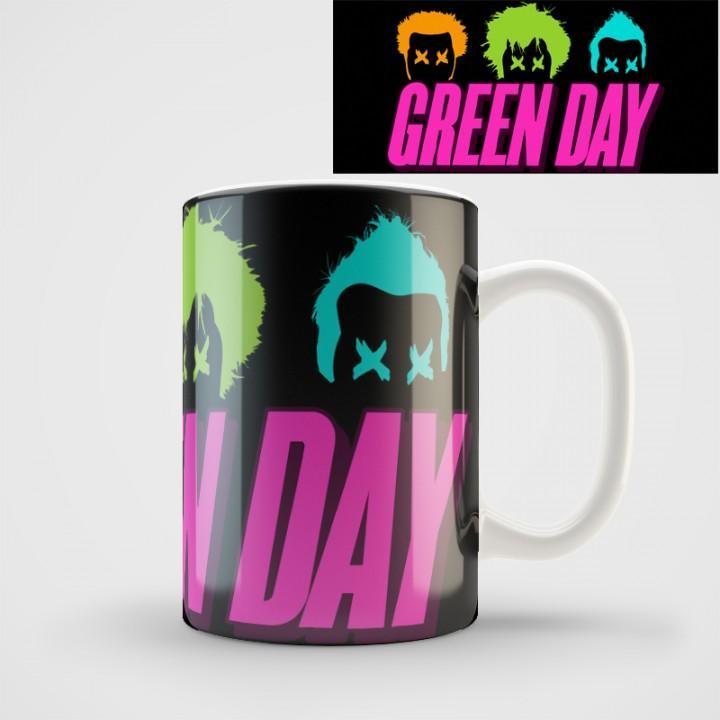 "Кружка ""Green Day"" (1054)"