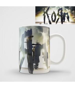 """Кружка """"Korn"""""""