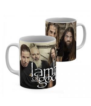 "Кружка ""Lamb Of God"""