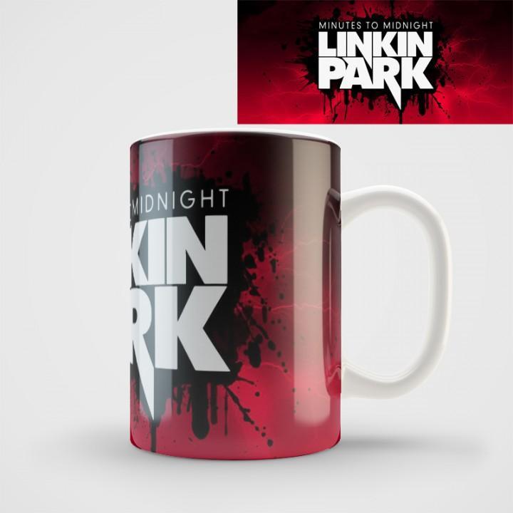 "Кружка ""Linkin Park"" (1069)"