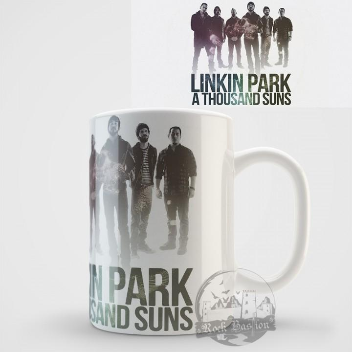 "Кружка ""Linkin Park"" (1070)"