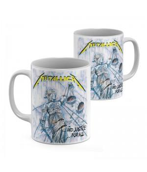 "Кружка ""Metallica"""