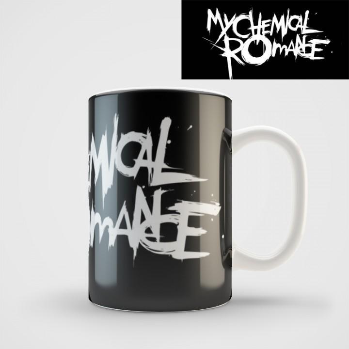 "Кружка ""My Chemical Romance"" (1101)"