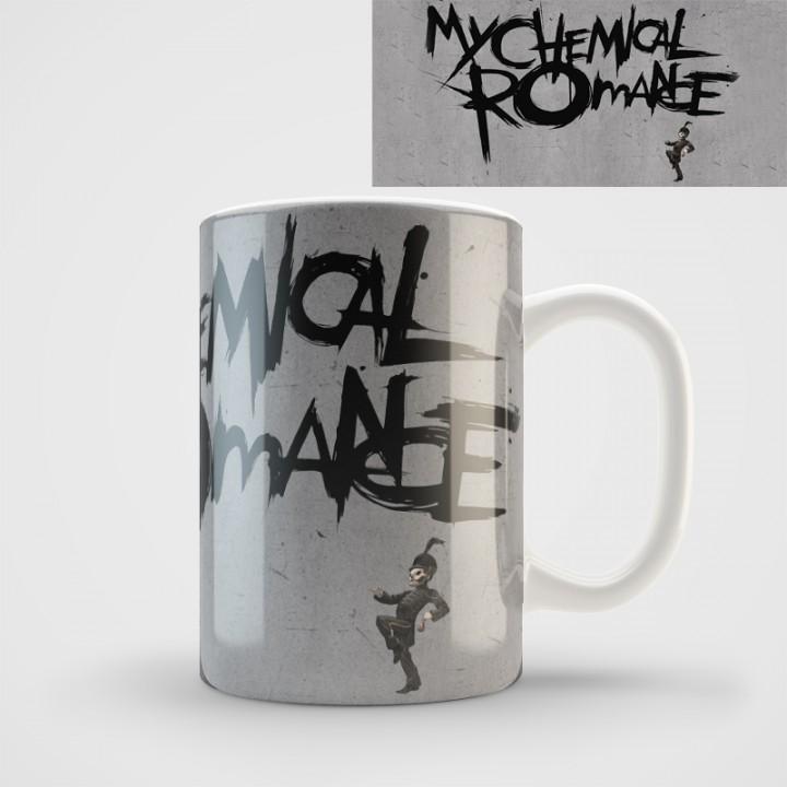 "Кружка ""My Chemical Romance"" (1103)"