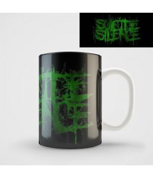 "Кружка ""Suicide Silence"""