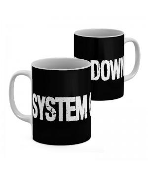 "Кружка ""System Of A Down"""