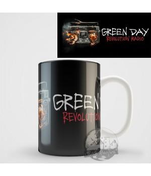 "Кружка ""Green Day"""