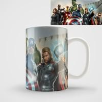 """Кружка """"The Avengers (Мстители)"""""""