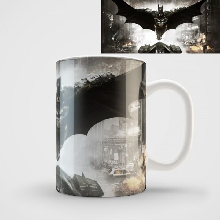 """Кружка """"Batman (Бэтмен)"""" (3668)"""
