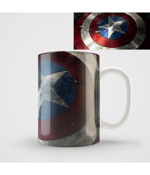 """Кружка """"Captain America (Капитан Америка)"""""""