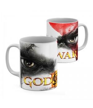 "Кружка ""God Of War"""