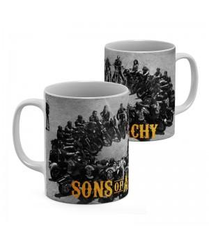 "Кружка ""Sons Of Anarchy (Сыны анархии)"""