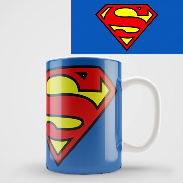 "Кружка ""Супермен"" (1162)"