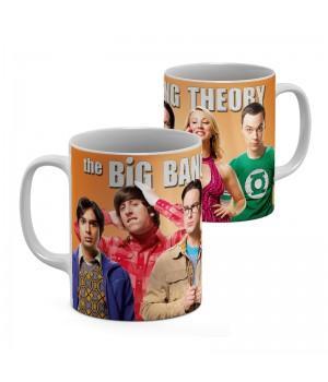 """Кружка """"The Big Bang Theory (Теория большого взрыва)"""""""