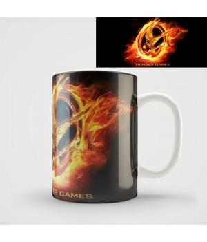 "Кружка ""The Hunger Games (Голодные игры)"""