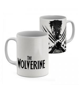 "Кружка ""The Wolverine (Росомаха)"""