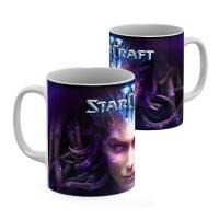 "Кружка ""Starcraft (Старкрафт)"""