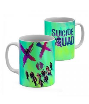 """Кружка """"Suicide Squad (Отряд самоубийц)"""""""