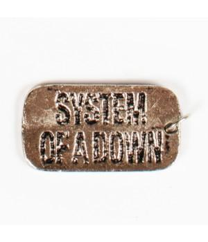 "Кулон ""System Of A Down"""