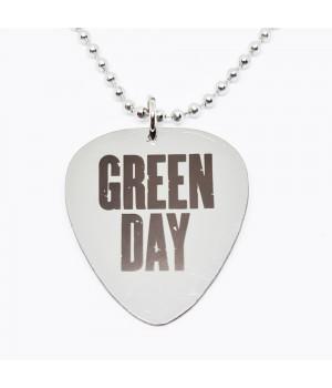 """Кулон медиатор """"Green Day"""""""