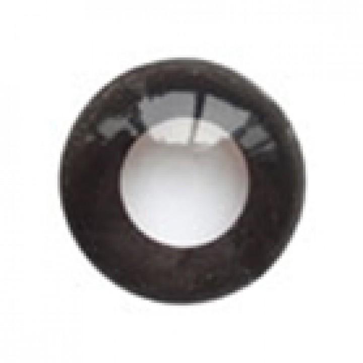 Линзы черные (316)