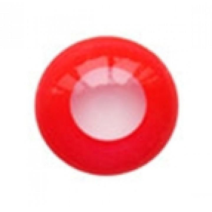 Линзы красные (323)