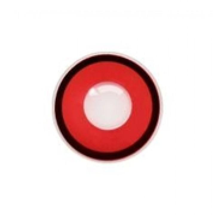 Линзы красные (345)