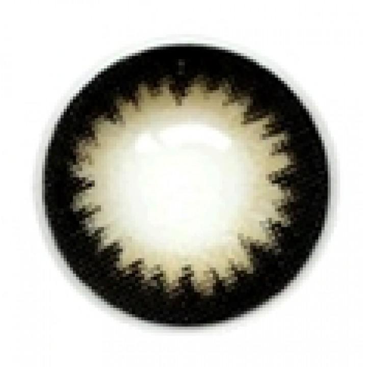 "Линзы коричневые ""Узор"" (405)"
