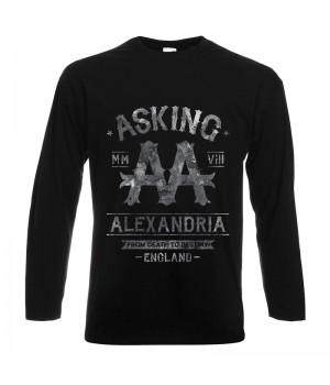 "Лонгслив ""Asking Alexandria"""