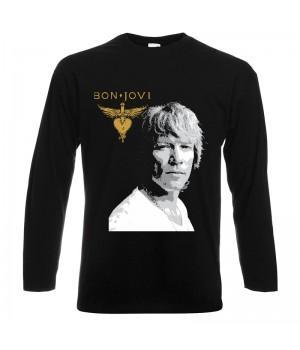 """Лонгслив """"Bon Jovi"""""""
