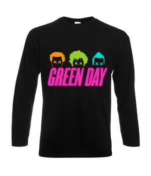 """Лонгслив """"Green Day"""""""