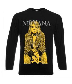 "Лонгслив ""Nirvana"""